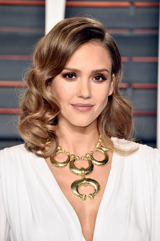 This is Jessica Alba. You probably know her as the superstar actress or super-rich founder of the Honest Company.