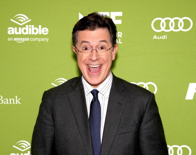 This is Stephen Tyrone Colbert.