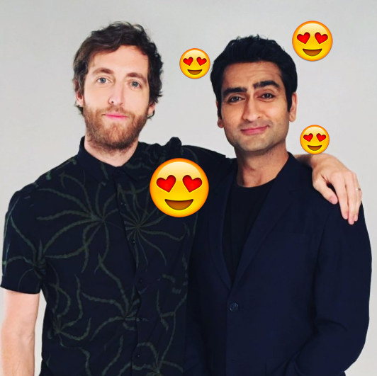 He's a stand-up comedian, actor on Silicon Valley, and most recently, co-writer of the romantic comedy The Big Sick.