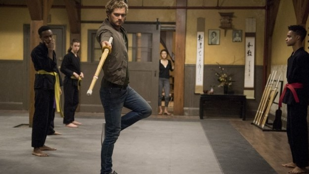 The first season of Iron Fist debuted earlier this year amid controversy about cultural appropriation — and pretty terrible reviews in general.