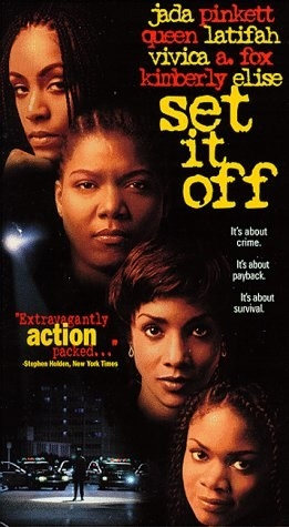 But there was one movie in particular that impacted her so much, she decided to make a major change in her contract: Set It Off.