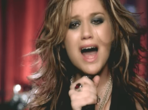 """""""Since U Been Gone"""" — Kelly Clarkson"""