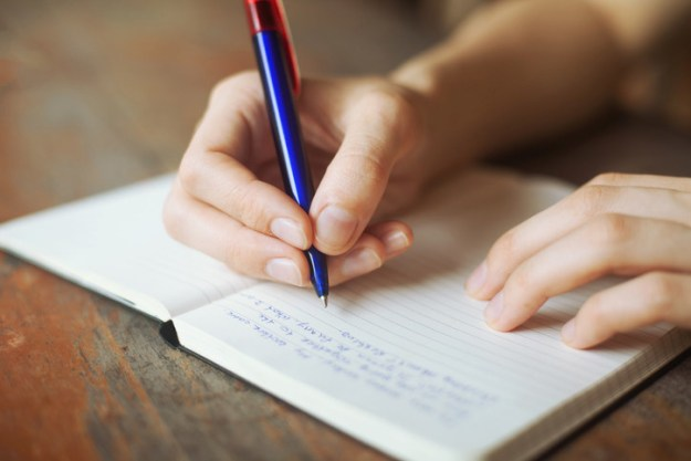 Maybe keeping a diary has improved your mental health, or helped you stay grounded during a turbulent time in your life.