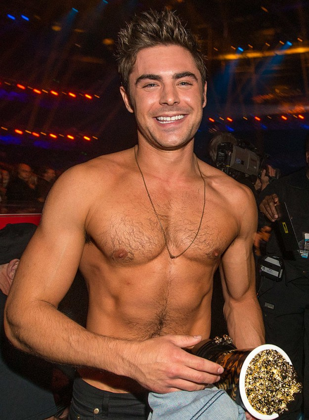 Zac has been giving us what we've wanted for a loooooong time...but yesterday, it was Zac who needed the help.