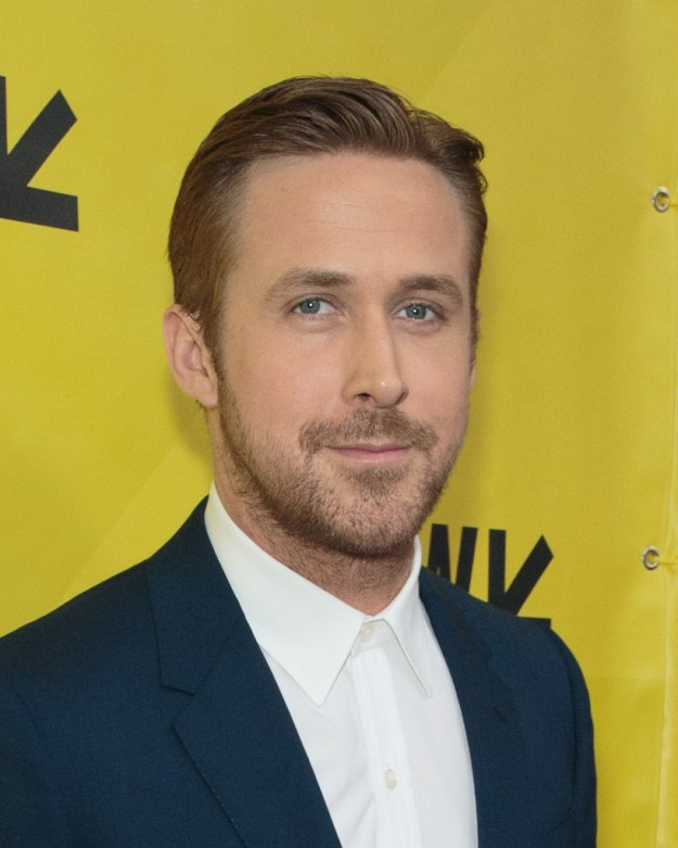 This is a picture of Ryan Gosling.