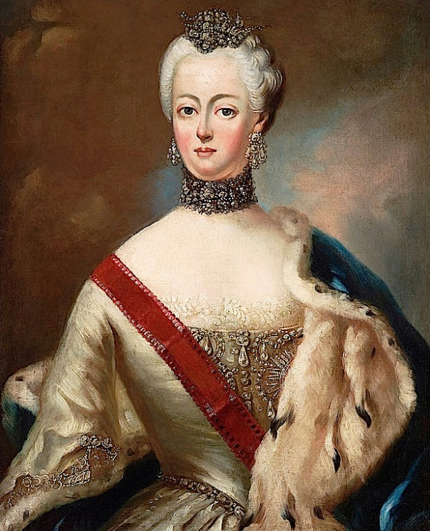 This is Catherine the Great.