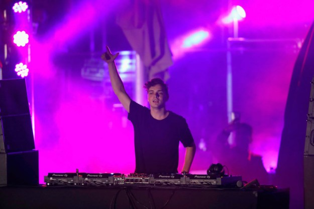 He is a 21-year-old Dutch DJ & producer.