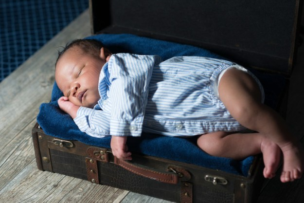 So, tell us — what tips or hacks do you have for traveling with a baby?