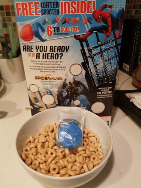 ...when you would pour out your cereal and find a surprise...
