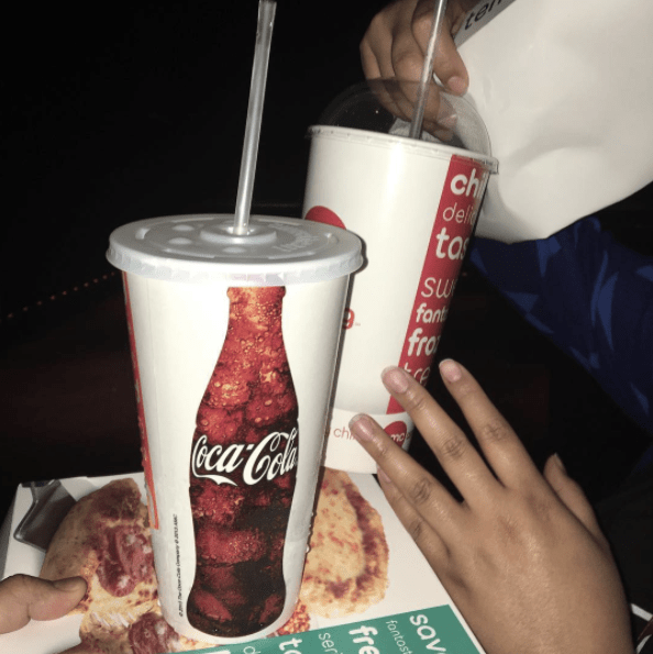 Why are your soft drink sizes so crazy big?