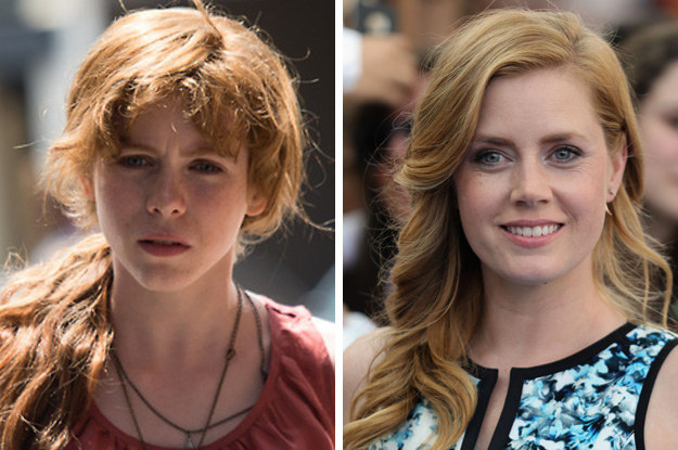 """Beverly """"Bev"""" Marsh (played by Amy Adams as an adult):"""