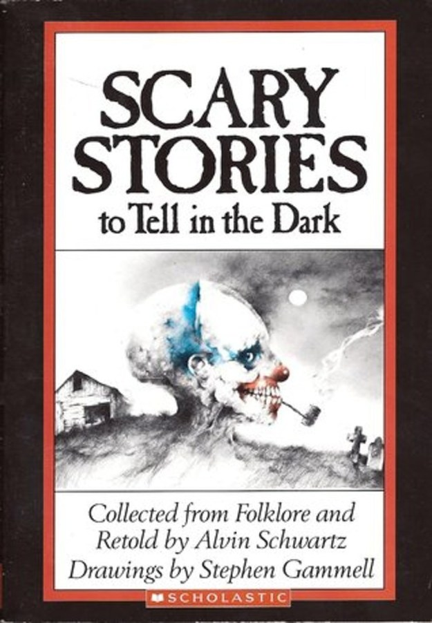 Are you still traumatized by Scary Stories to Tell in the Dark?