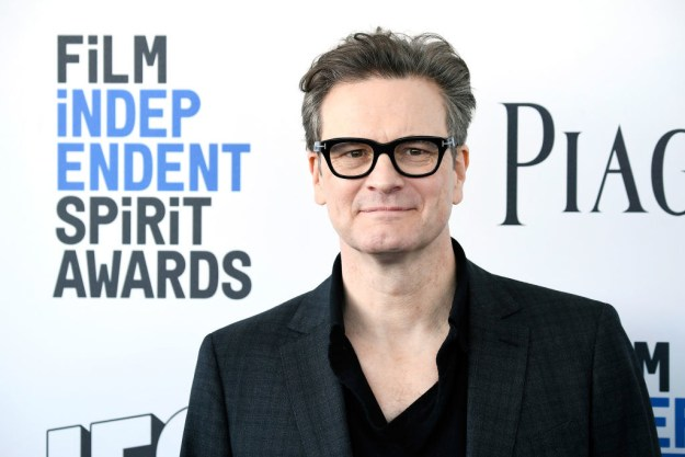 I know you know who Colin Firth is. You probably remember him for his turtleneck in Love Actually, or his terrible, but somehow still quite endearing, singing and dancing in Mamma Mia!