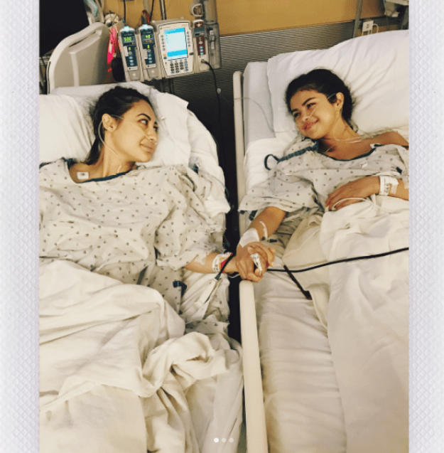 ICYMI, Selena Gomez just shared a powerful Instagram post revealing that she received a kidney transplant from her friend Francia Raisa over the summer.