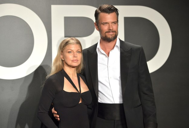 Well, here's some sad news: Fergie and Josh Duhamel announced today that they're splitting up after eight years of marriage.