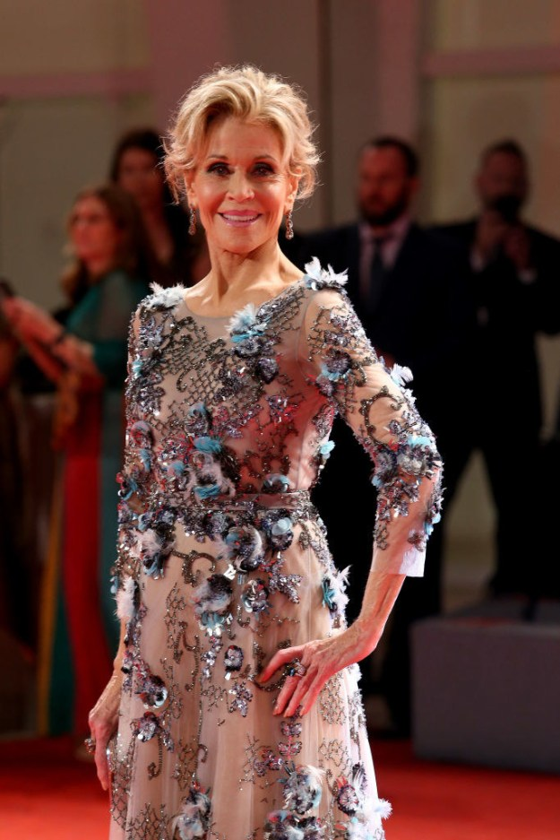Jane Fonda is an iconic actress who has won two Oscars and starred in the greatest film of the early 2000s, Monster-in-Law.