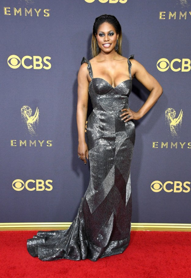 Attention: Laverne Cox isn't here to play games.