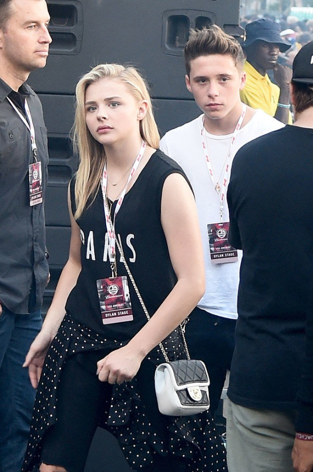 We spent a couple of years trying to figure out whether Chloë Moretz and Brooklyn Beckham were a ~thing~ a few years ago.