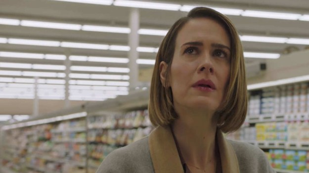 If you didn't know, Sarah Paulson is currently killing it as Ally Mayfair-Richards in the newest season of American Horror Story.