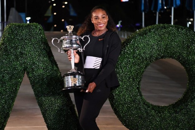 """""""I've been called man because I appeared outwardly strong,"""" Serena continues. """"It has been said that I use drugs (No, I have always had far too much integrity to behave dishonestly in order to gain an advantage)."""""""