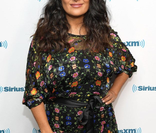 And for Mexican-native actress Salma Hayek, the natural disaster hit home in more ways than one.
