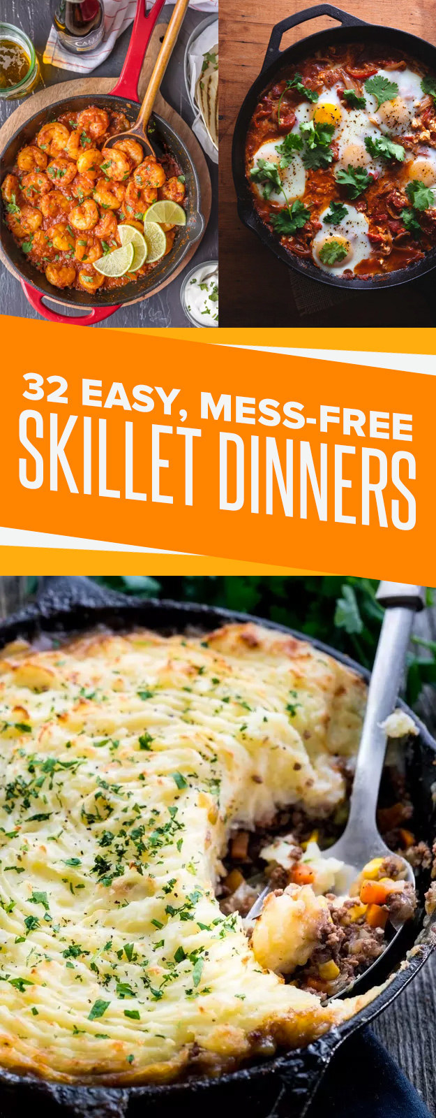 32 easy and mess free skillet recipes by buzzfeed little info cue andrew richardbuzzfeed forumfinder Gallery