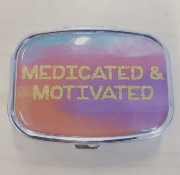 Medication can help you get more out of therapy and put the strategies you learn there into practice.