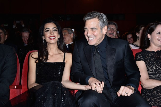 This is Amal Clooney. Sure, she married some actor named George but can we take a second to talk about how smart and badass she is???