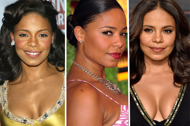 Lathan, 45, who's clearly sippin' from the same fountain as Gabrielle Union and Pharrell, has worn her hair in very timeless and classic styles for most of her career.
