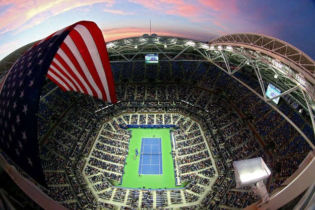 ICYMI the United States Open Tennis Championships are going on right now.