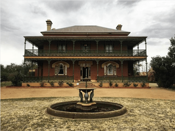 "The history: Known as ""Australia's most haunted house"", the Monte Cristo homestead has had a macabre history that includes murder, torture, and suicide. In more recent times, a caretaker was shot dead in 1961 by a youth who claimed to be influenced by Psycho.Now: The Ryans, who purchased the homestead in the 1960s, are the current owners of Monte Cristo. Guests who have visited the home have reported seeing strange lights, feeling ghostly presences, and catching glimpses of the former lady of the house, Elizabeth Crawley."