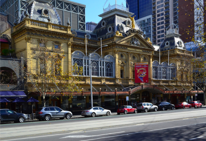 The history: Melbourne's Princess Theatre has been host to many fine performers over the years, but the most famous performance of all belongs to its ghost, Federici. While performing his final scene as Mephistopheles in Gounod's opera Faust, Federici suffered a heart attack as he was being lowered through the theatre's trap door. He died 40 minutes later in the green room... which was a shock to his cast members who had all reported seeing him onstage, taking his bows with the rest of the cast.Now: In the years that followed actors, stagehands, and patrons have reported various sightings of Federici. It's now even considered a good luck omen if his ghost appears inside the theatre on opening night.