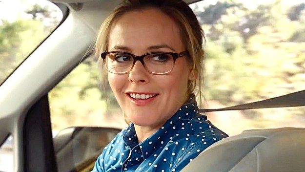 And Alicia Silverstone is now playing moms in movies.