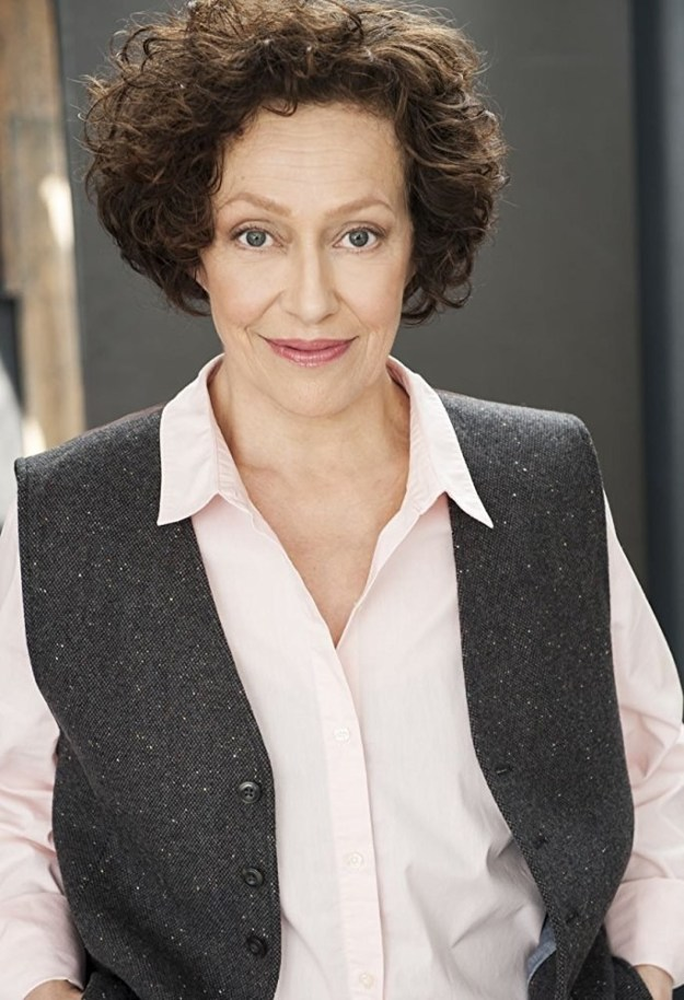 Karin Konoval, who played the mother under the bed in the iconic Season 4 episode