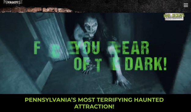 Pennhurst is currently open to the public as a haunted attraction.