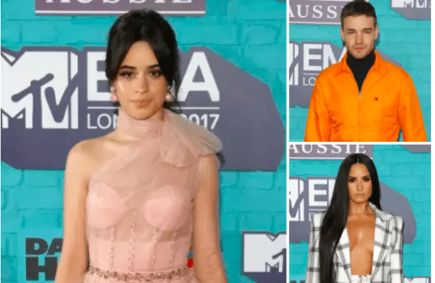 Well, tonight the MTV EMAs took place in London and a whole host of celebs turned up.