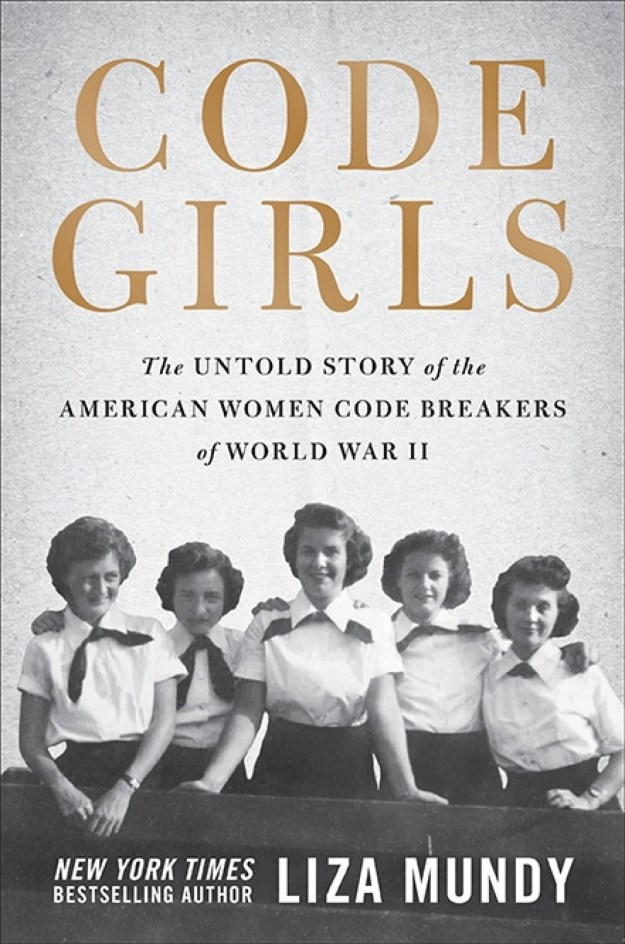 A bestselling history of the women code breakers during World War II for anyone who loves a fascinating untold story?