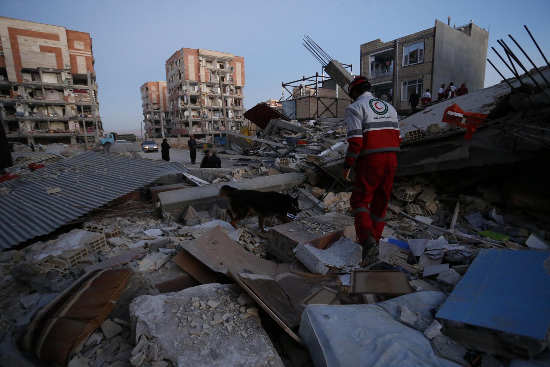 A Powerful Earthquake Has Killed More Than 500 People Near