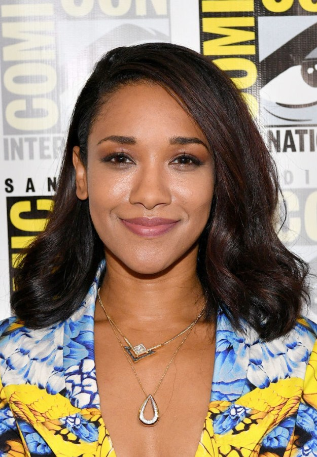 """Candice Patton, star of The Flash, said on Twitter, """"I have many thoughts but do not feel calm or ready to speak on the issue (and other issues) in a productive way right now."""""""