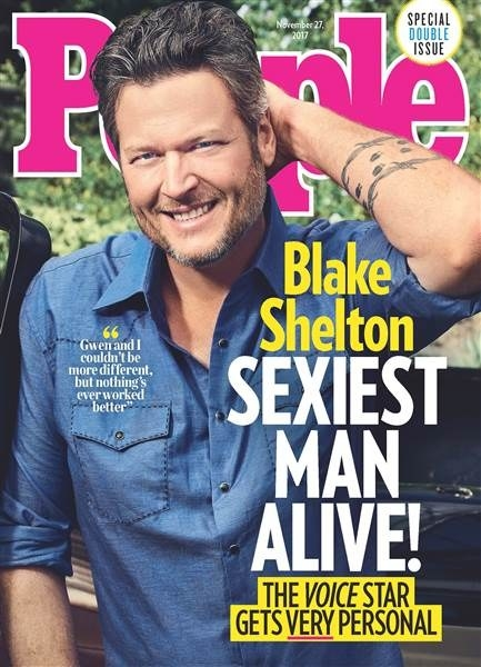 In case you haven't heard, Blake Shelton is the sexiest man alive. At BuzzFeed, we have a tradition of disagreeing with the opinion of this publication. So, this year we've created our own list. Enjoy.