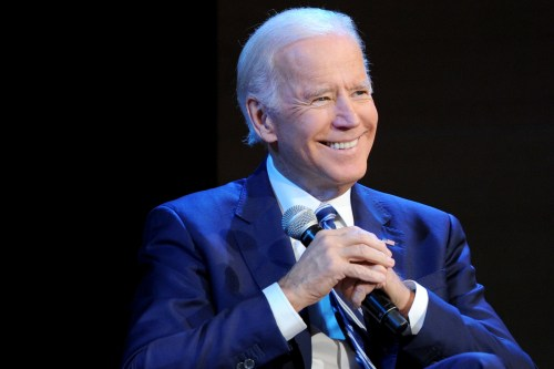 Ok, so today (aka Monday) is former vice president Joe Biden's 75th birthday.