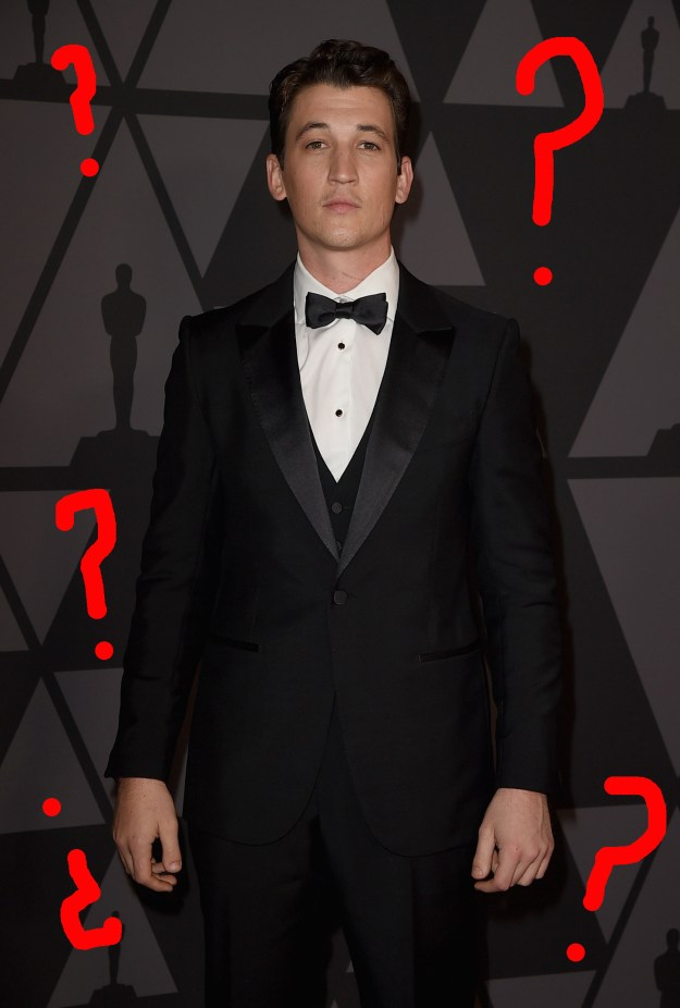 I've been tossing and turning, unable to shake a seemingly simple question from my mind: Is Miles Teller hot?