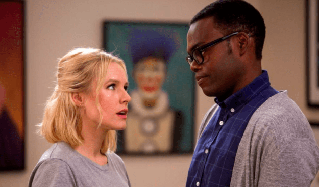 Eleanor and Chidi (The Good Place)