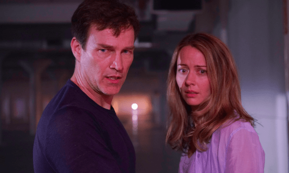 Reed and Kate (The Gifted)