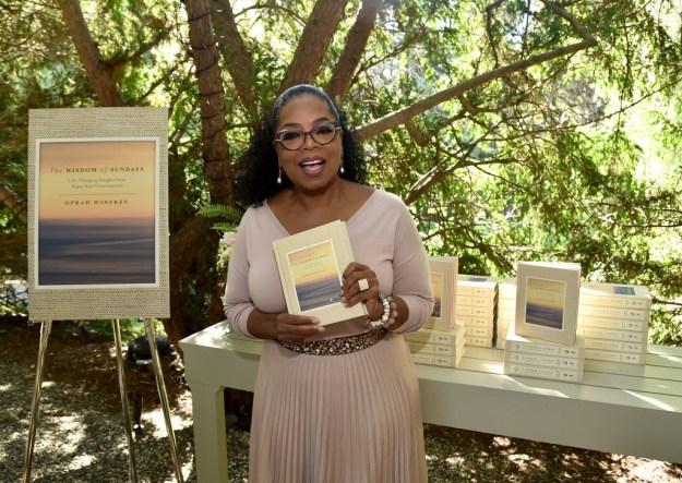 COOL: Oprah Winfrey