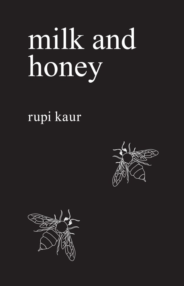 With over a million copies sold, there's a fair chance you've seen milk and honey around somewhere: