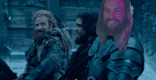 It's the Drogo/Tormund bromance we never knew we needed.