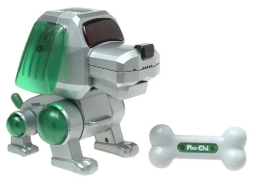 Well, we want to know what other presents you desperately begged your parents for when you were a teen. Like, did you ask for a Poo-chi electronic dog?