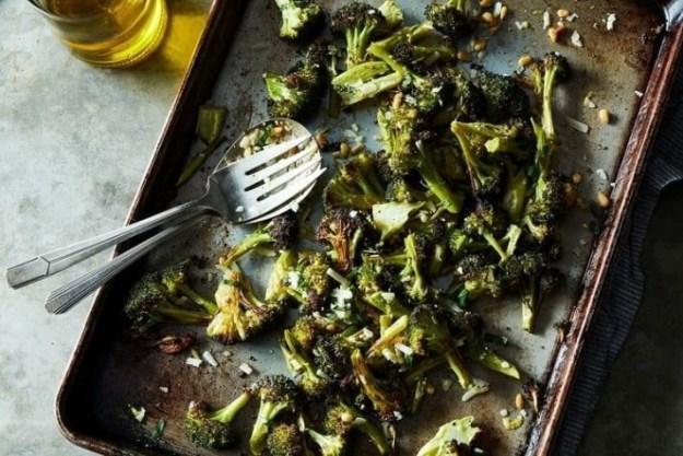 Ina Garten's Parmesan-Roasted Broccoli