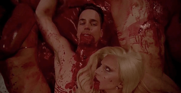 Perhaps you were hooking up with someone for the first time and didn't realize your period had started, and the next morning it looked like a crime scene on their white sheets.